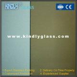 Blauw Grijs Groen Blauw Brons Gekleurd Glas