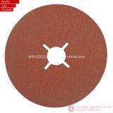 Zirconia-Poliermittel, die Faser-Platte (VSM, versanden Material)