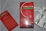 Capsules de régime normales de perte de poids de plante de tomate de nourriture biologique