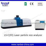 Laser avançado Particle Size Analyzer de Digital com ISO Approved