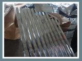 El material de material para techos galvanizado acanaló el tipo de la onda de la hoja de la azotea