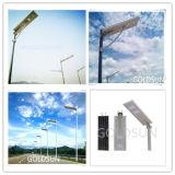 통합 LED 태양 가로등 18W, 20W, 25W, 30W