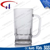 cuvette blanche superbe de bière du verre à chaux sodée 280ml (CHM8103)