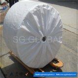 Tela tecida de China Polypropylene branco