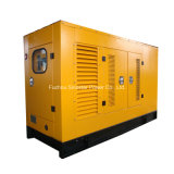 Kilovatio silencioso diesel de Genset 100kVA /80 con Cummins 6bt5.9g2