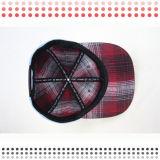 3D刺繍が付いているカスタムピンクの急な回復の帽子