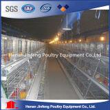 Gabbia automatica della griglia di migliore vendita per la gabbia del pollame (un tipo)