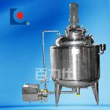 Réservoir de mélange de cisaillement élevé électrique de chauffage d'acier inoxydable