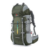 Tipo saco de caminhada ao ar livre impermeável de nylon de Softback da trouxa