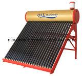 Não sistema solar do calefator de água da pressão (240L)