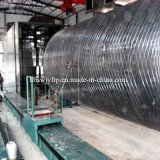 Strumentazione di bobina del serbatoio di putrefazione della vetroresina di FRP GRP