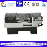 Precio horizontal chino de la herramienta de máquina del torno del metal del CNC de la precisión (CKNC61100)