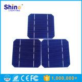 Дешевое цена фотоэлемента высокой эффективности 156*156mm цены для солнечных фотоэлементов Panels/PV для сбывания