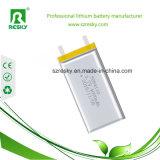 bateria de 3.7V 5500mAh Lipo para a tabuleta, banco da potência