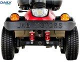 Rad-elektrischer Mobilitäts-Roller des Cer-Handikap-4 mit Griff-Bremse und elektrischer Bremse