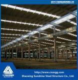 Estructura de acero ligero para talleres