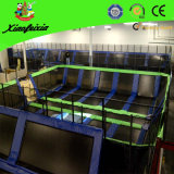 중국 Large Indoor Trampoline Manufacturer (14-2110A)