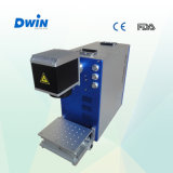 중국 휴대용 20W 금속 섬유 Laser 표하기 기계 (DW-F20W)