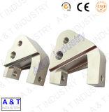 Peça de maquinaria de matéria têxtil da precisão do CNC com alta qualidade