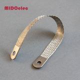 Tira flexível de cobre estanhada