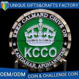 Moneta personalizzata di sfida delle monete del metallo dei mestieri del regalo di disegno