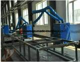 Extractor tamaño pequeño del gas de soldadura de laser