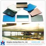 건물을%s 1-19mm 명확한 색을 칠한 플로트 유리 또는 건축 또는 홈
