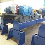 Grúa de arriba de la viga doble europea del uso del taller con maquinaria de elevación del alzamiento eléctrico