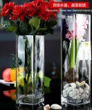 De Vaas van de Bloem van het glas voor Huwelijk