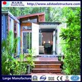 Casa pré-fabricada do recipiente com bom material de construção