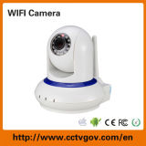 IP Camera de Home de la visión nocturna del Cmos Indoor Wireless WiFi con Rotation Function