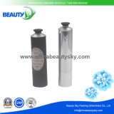 Cuidado de la piel del cuerpo Labelling Packaging Empty Aluminum Collapsible Hand Cream Tube