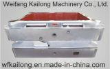 Boccetta di modellatura della sabbiera utilizzata sulla macchina della fonderia