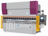 Commande numérique par ordinateur/machine se pliante hydraulique d'OR, machine à cintrer se pliante de tôle