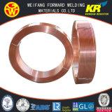 Schweißens-Produkt des 3.2mm eingetauchtes 25/50/250kg/Coil Elektroschweißen-Draht-EL12 H08A vom Goldhersteller