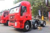 Iveco Vrachtwagen van het Slepen van de Motor 430HP van de Curseur van de Vrachtwagen van de Tractor de Hoofd