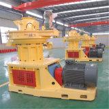 Máquinas quentes da peletização da palha da almofada do Ce da venda 1-10tph
