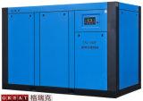 Ventilador del viento que refresca el compresor de aire rotatorio del tornillo del jet lubrificado por aceite