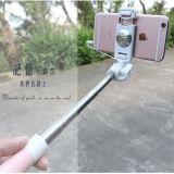 최신 지금 Selfie 지팡이, 미러를 가진 소형 Monopod에 케이블을 다십시오