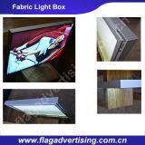 Изготовление таможни рекламируя знак светлой коробки ткани СИД