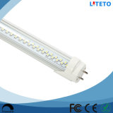 명확한 Cover 4FT 18W T8 LED Tube Bulb