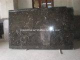 Lajes de mármore escuras do laje de China Emperador/as de mármore/lajes de mármore chinesas/lajes de mármore escuras de China Brown