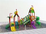 Divertido Kids Gorila inflable Playground