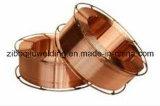 Draht des niedriger Karton-Stahl-Schweißens-EL12/festes Schweißens-Material
