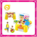 Kids Intelligent Toy Learning Multifunction Plastic Desk