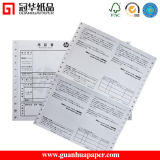 Papel de ordenador especializado de la impresión de los surtidores
