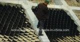 PET-HDPE Geocell Strangpresßling-Maschine PET Entwässerung-Blatt, Gerät produzierend