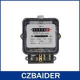 Single-Phase 전자 와트 힘 에너지 전압 미터 플라스틱 기초 (DD282)