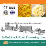 Cer-Standardkartoffelchip-Imbisse, die Pflanze bilden