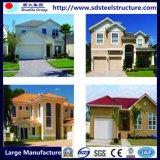 Marco de acero inoxidable Casa-Casa-Modular Casa